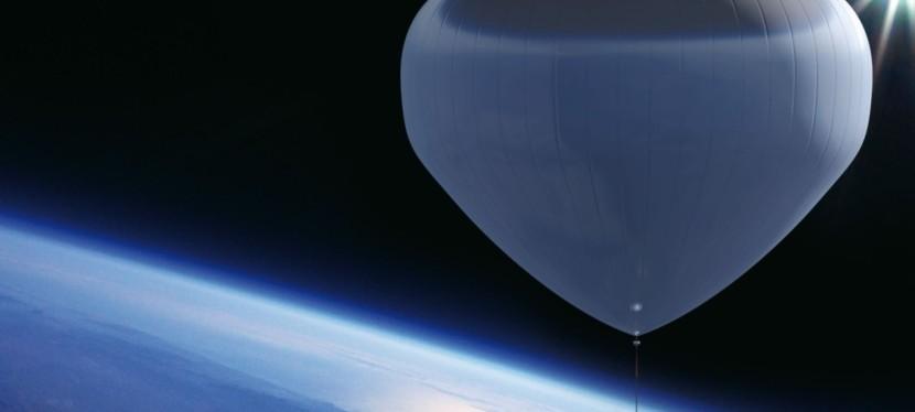 Viajes en globo a la estratosfera con tecnologíaespañola