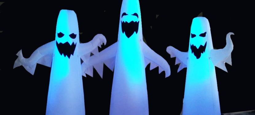 Celebra Halloween con una decoración demiedo